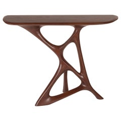 Amorph Anika Console, Walnut Finish