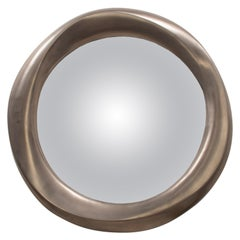 Amorph Chiara Mirror, Stainless Steel Finish