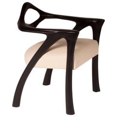 Amorph Darcey Dining Chair, Ebony Stained