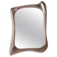 Amorph Narcissus Mirror, Metal Finish Nickel