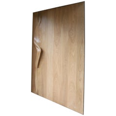 Amorph Pivot Entrance Door