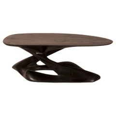 Amorph Plie Coffee Table, Ebony Stain