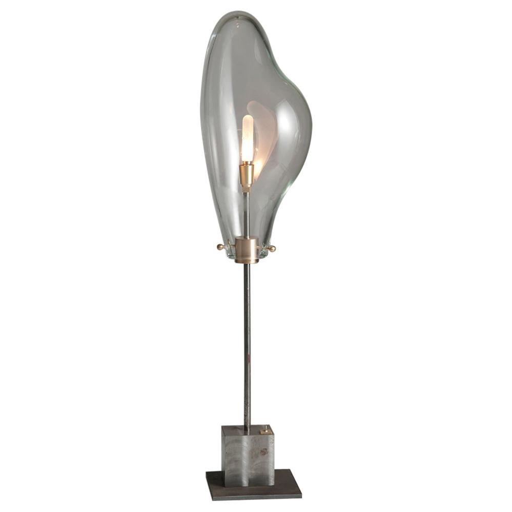 Amorphous Liquid Lamp by Sema Topaloglu