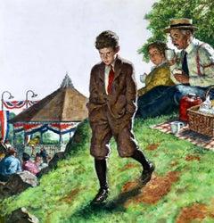 Boy at Carnival
