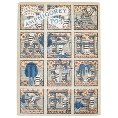 Amphigorey Too by Edward Gorey, First Edition Book