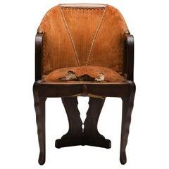 Amsterdam School Chair 't Woonhuys