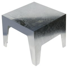 Amsterdam Table, by Marcel Wanders, Etched Stainless Steel, 2000, #2/5