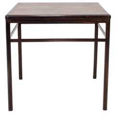 Amsterdamse School Art Deco Coromandel Wood Side Table