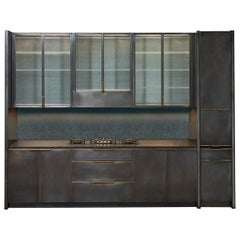 Amuneal's Gunmetal Kitchen