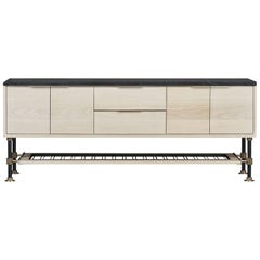 Amuneal's Loft Sideboard with Stone Top