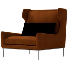 Amura Alice Armchair in Leather