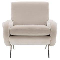 Amura Baker Armchair in Velvet