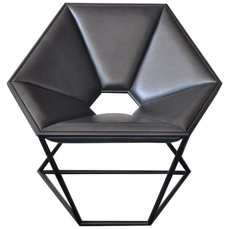 Amura 'Hexa' Armchair by Antonio Pio Saracino 1