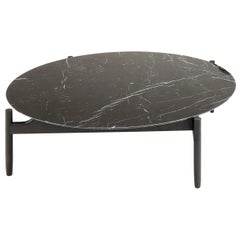 Amura 'Juli' Round Coffee Table by Maurizio Marconato & Terry Zappa