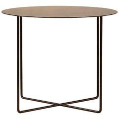 Amura Junsei Medium Coffee Table in Metal by Amura Lab