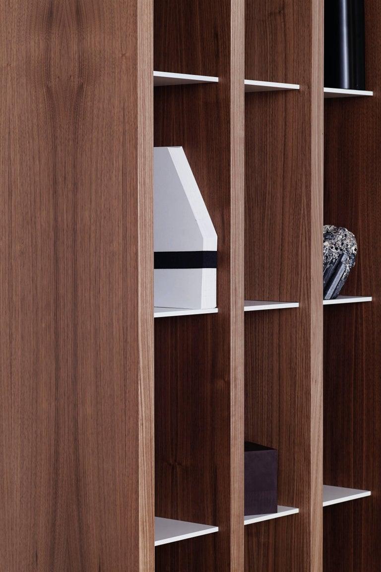 Other Amura 'Parere' Bookshelf by Emanuel Gargano & Anton Cristel For Sale