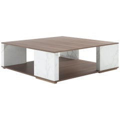 Amura 'Quattropietre' Coffee Table by Emanuel Gargano & Anton Cristel