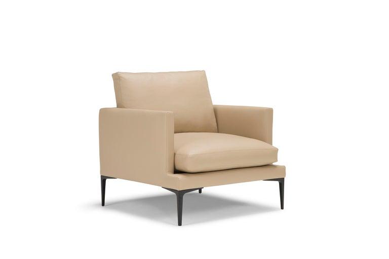 Amura 'Segno' Armchair in Beige by Amura 'Lab 2