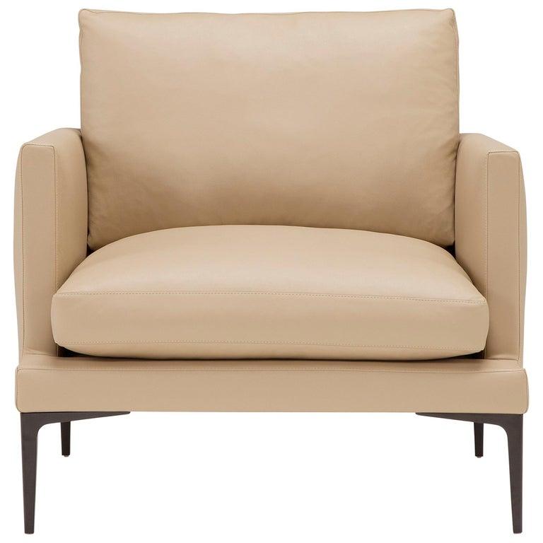 Amura 'Segno' Armchair in Beige by Amura 'Lab 1