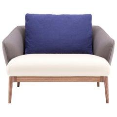 Amura 'Theo' Armchair in Multi-Color by Maurizio Marconato & Terry Zappa