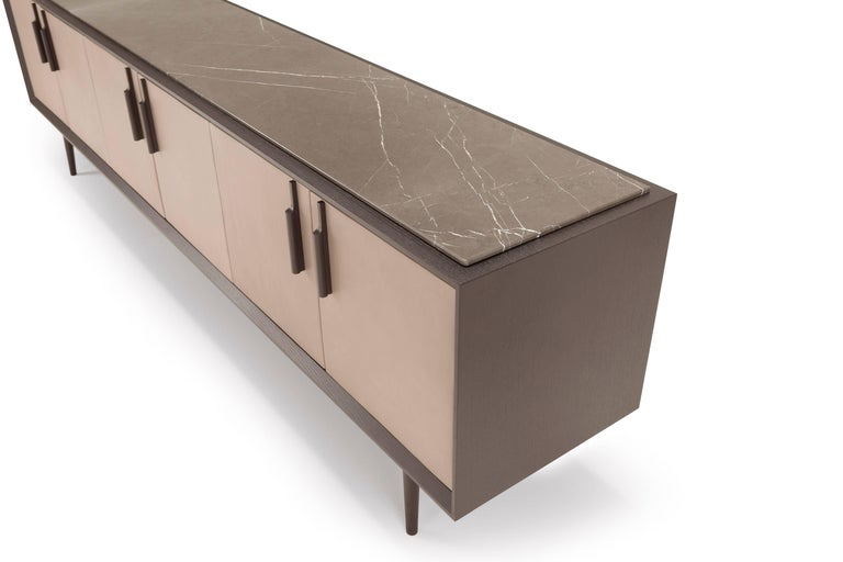 Modern Amura 'Theo' Sideboard by Maurizio Marconato & Terry Zappa For Sale