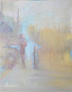 My Summer, Painting, Acrylic on Canvas