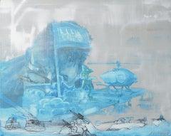 War, Painting, Acrylic on Canvas