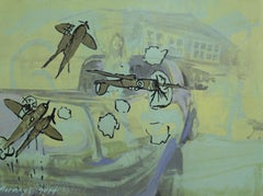 Winning, Painting, Acrylic on Canvas