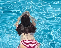 Amy Devlin, Andromeda, Contemporary Art, Swimming Pool Art, Affordable Art