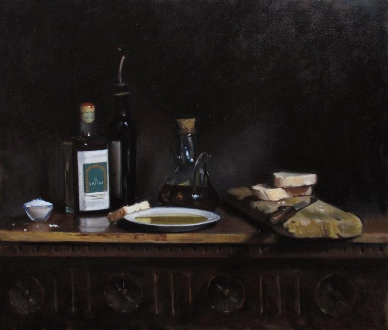 Amy Florence Interior Painting - Olio