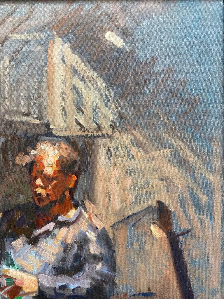 Portrait of Ben Fenkse For Sale 5