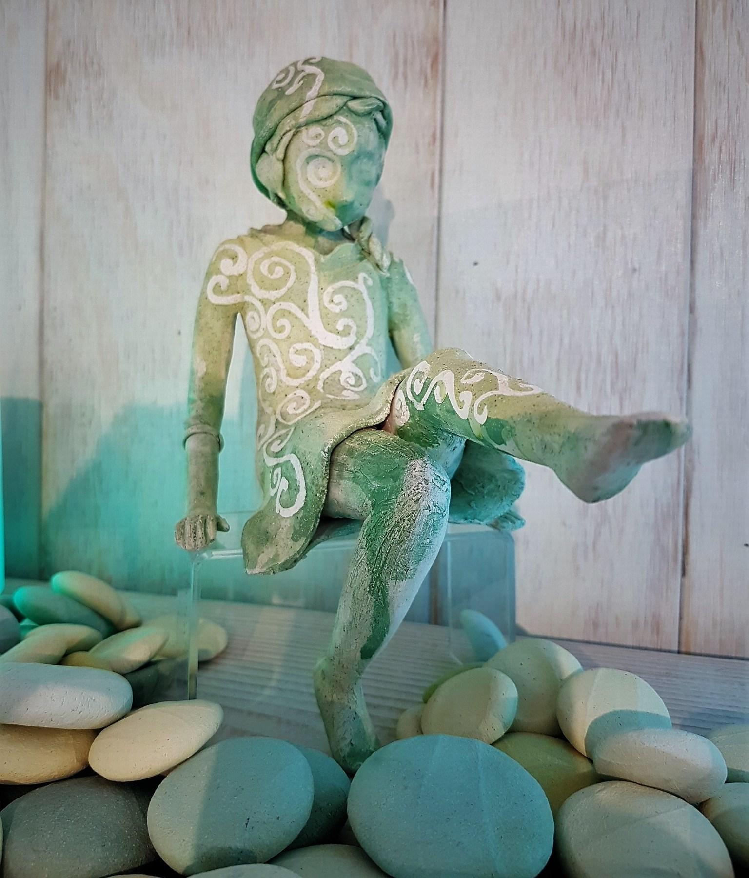 Untitled Figure II