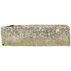 18th Century Large Stone Trough