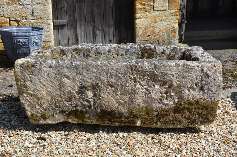 18th Century and Earlier 18th Century Stone Trough For Sale