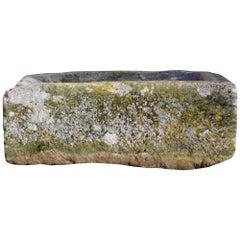 18th Century Stone Trough