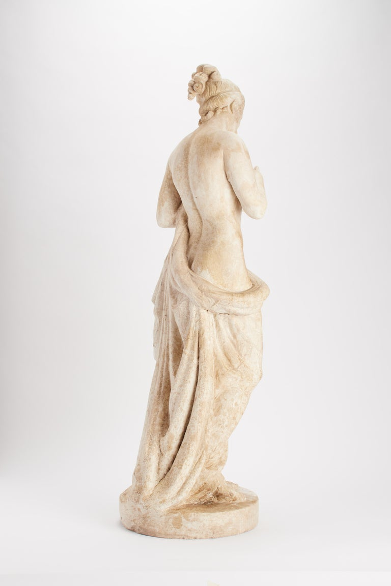 Late 19th Century Academic Cast Depicting a Psyche, Italy, 1890 For Sale