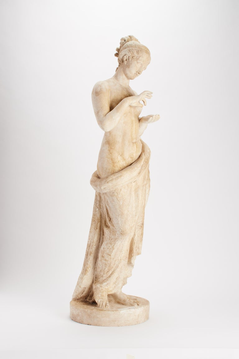 Academic Cast Depicting a Psyche, Italy, 1890 For Sale 1