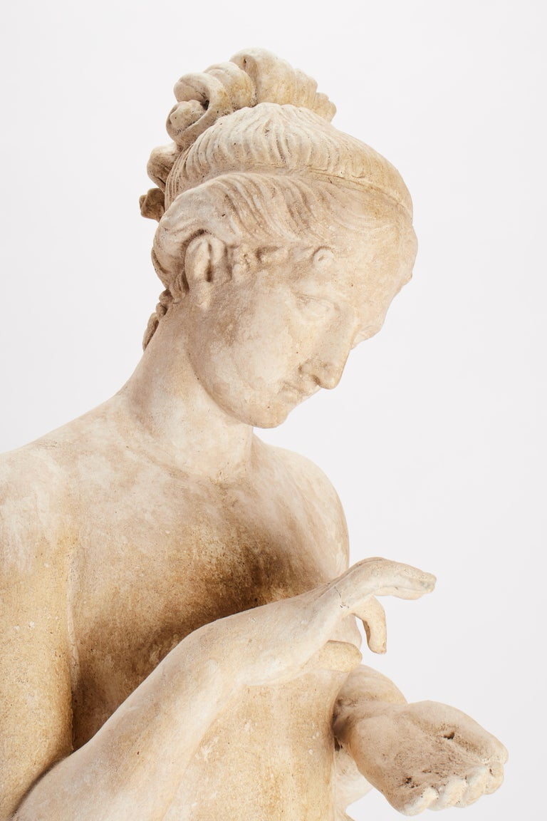 Academic Cast Depicting a Psyche, Italy, 1890 For Sale 2