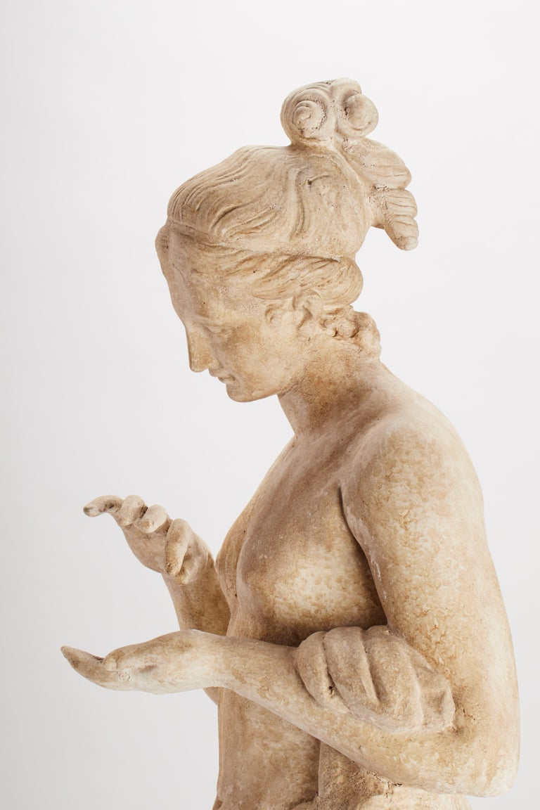 Academic Cast Depicting a Psyche, Italy, 1890 For Sale 3