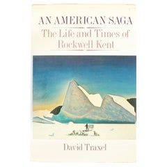 An American Saga: The Life and Times of Rockwell Kent, 1st Ed, Pre-Publication