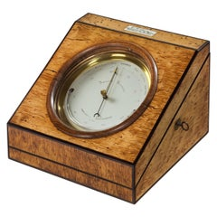 Aneroid Desk Barometer by C W Dixey