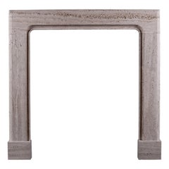 Architectural Bolection Fireplace