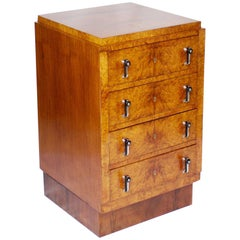 Art Deco Chest of Drawers French, circa 1920
