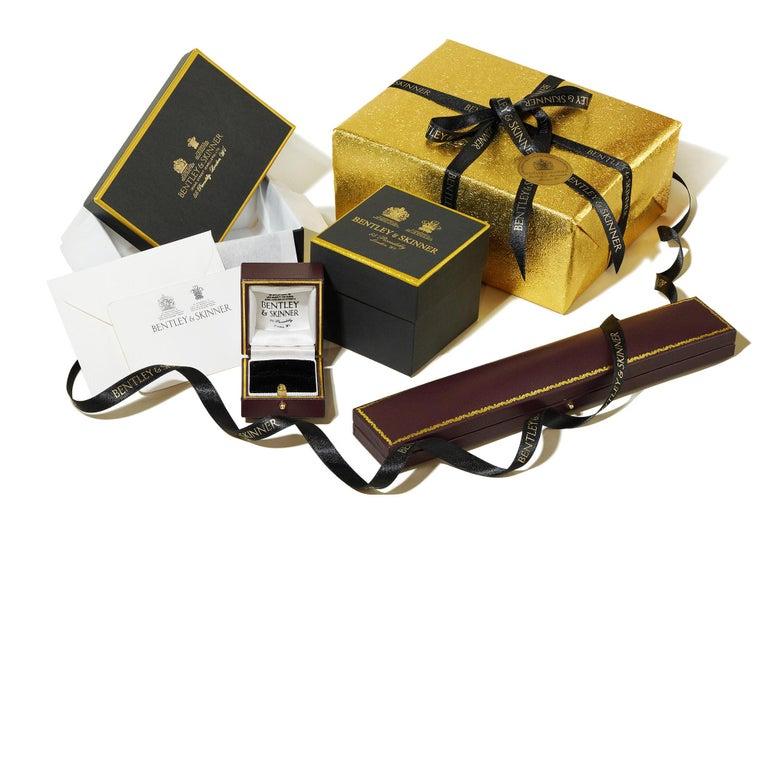 Art Deco Diamond Bracelet In Good Condition For Sale In London, GB