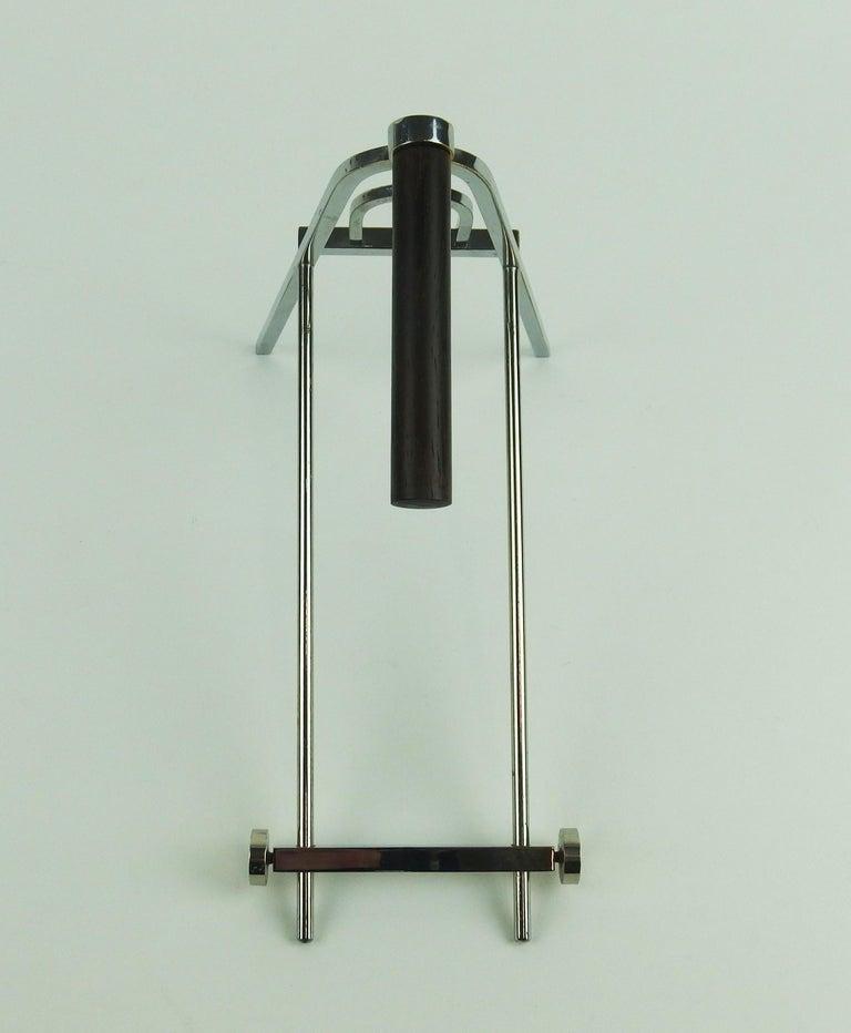 Art Deco Modernist Bottle Holder For Sale 4