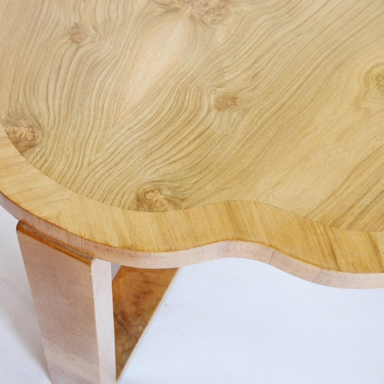 English Art Deco Nest of Tables by Harry & Lou Epstein, circa 1930