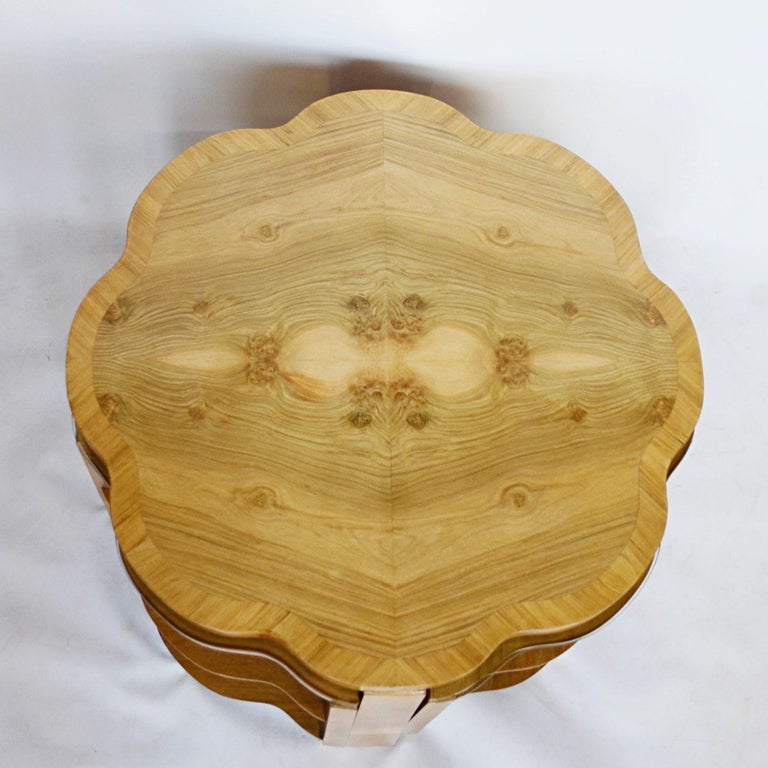 Mid-20th Century Art Deco Nest of Tables by Harry & Lou Epstein, circa 1930