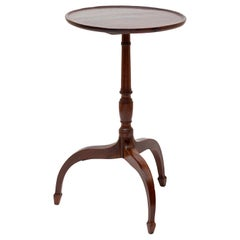 Early 19th Century Mahogany Side Table