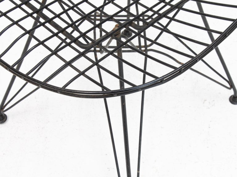 Early Charles and Ray Eames DKR Chair, Eiffel base 5