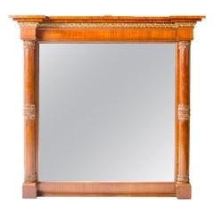 English Regency Rosewood Mirror, circa 1840